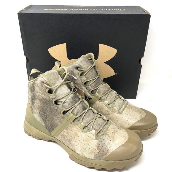 c110545aa4 Under Armour Infil Gore Tex GTX Boots Desert Sand